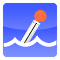 Beach Water Temperature adFree icon