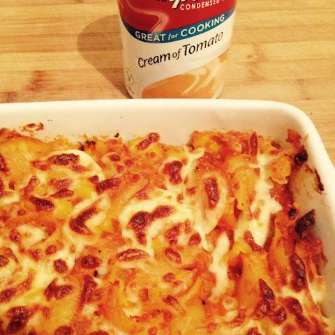 Tuna Pasta Bake With Tomato Soup Recipes Yummly