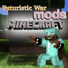Futuristic War For MCPE