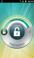 Screenshot of Speed Launcher LockScreen
