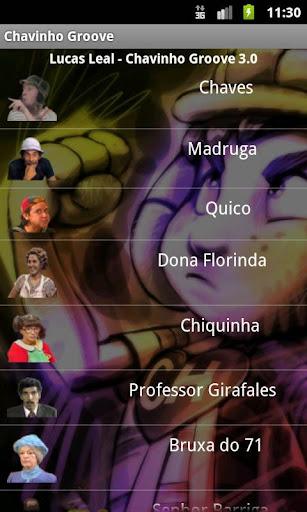 Chavinho Groove sons do Chaves