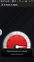 Screenshot of ★ Signal Booster Reloaded ★