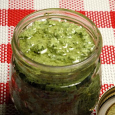 Speedy Spinach Pesto