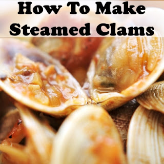 Red Wine Steamed Clams Recipes