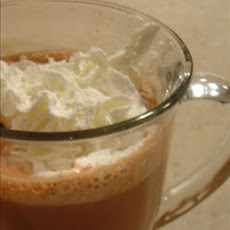 Nigella Lawson Hot Rummy Chocolate