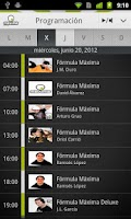 Screenshot of Máxima FM para Android