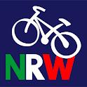 Radroutenplaner NRW mobil icon