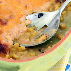 Cheesy Baked Corn