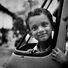 smile by Ganesh Kumar Murugesan - People Portraits of Men (  )