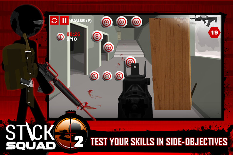 Stick Squad 2 - Shooting Elite Screenshot 6