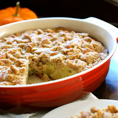 Orange Cinnamon Coffee Cake