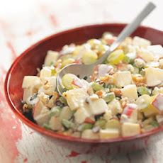 Blue Cheese Waldorf Salad Recipe
