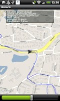 Screenshot of XTRAKK™ GPS TRACKER