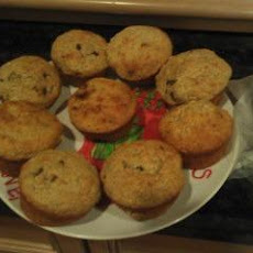 Delicious Low-Cal Banana Muffins :)