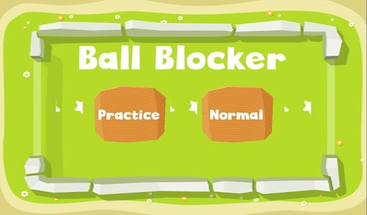 Ball Blocker - screenshot