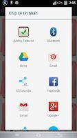 Screenshot of Love Sms