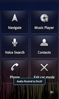 Screenshot of Galaxy Dock Sound Redirector