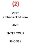 Screenshot of AmBuTRACK3D