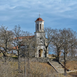 St. Lazarica Monastery, Zvjerinac by Cristian Peša - Buildings & Architecture Places of Worship