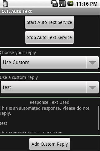 โอที Text Auto