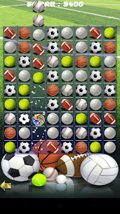 match 3 ball games