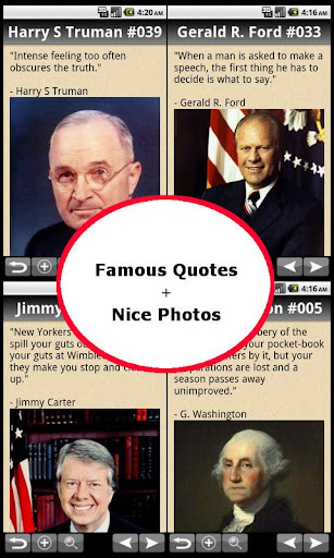 Famous Quotes of US Presidents