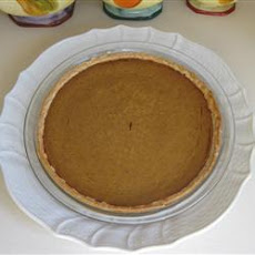 The Very Best Pumpkin Pie