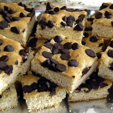 Bisquick Chocolate Chip Bars