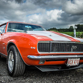 Camaro by Jean-Marc Schneider - Transportation Automobiles