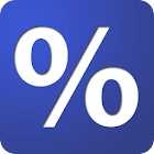 Percent Pro - Percentage Calc icon