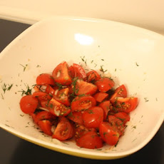 German Tomato Salad