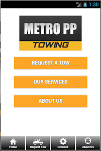 Metro PP Towing - screenshot