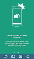 Screenshot of ESET Augmented Reality BETA