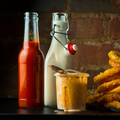 The Top Chef combines two condiments into one great one
