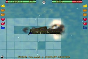 Screenshot of Ships N' Battles