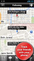 Screenshot of Phone Tracker - GPS Tracking