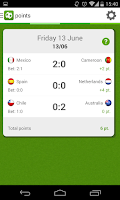 Screenshot of Brazil Football Betting Game