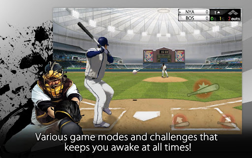 9-innings-2013-pro-baseball for android screenshot