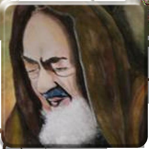 Immagini di Padre Pio LOGO-APP點子
