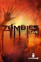 Screenshot of Zombies Live™