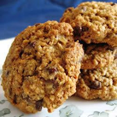 Wholesome Oat Cookies