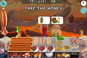 Screenshot of Super Chief Cook