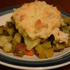 Moosewood Homespun Pot Pie