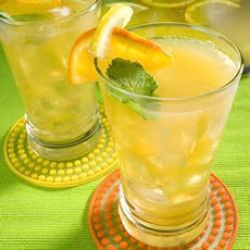 Citrus and Mint Punch
