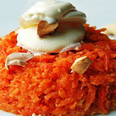 Carrot halwa recipe - Indian dessert Gajar halwa