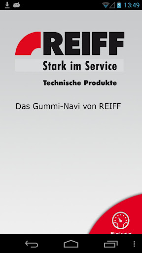 REIFF Gummi-Navi