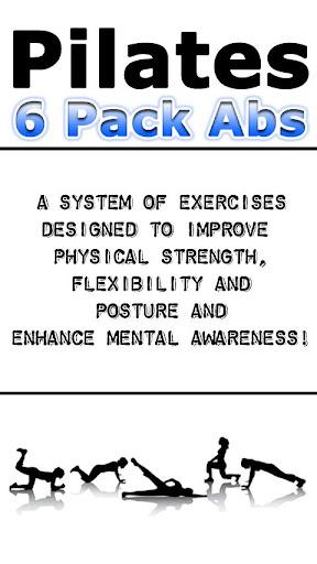 6 Pack Abs Pilates Vid Series