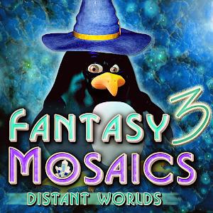 Cover art Fantasy Mosaics 3