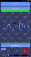 Screenshot of Latino Radio