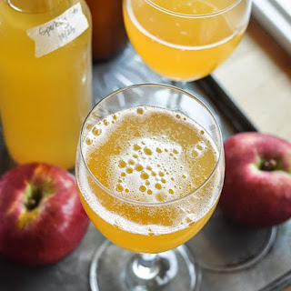 How to Make Sparkling Cider